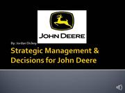 Recorded Strategic Management PPT#1