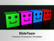 Bedifferent Shapes Business Concept PowerPoint Templates PPT Themes An