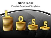 Financial Crisis Business PowerPoint Templates PPT Themes And Graphics