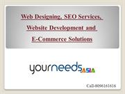 Top Website Designing Company | SEO Services | E-Commerce Solutions