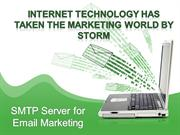 Role of SMTP in Email Marketing