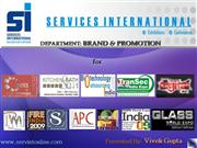 Brand & Promotion - By: Vivek Gupta