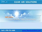 Black Mould Removal and Remediation Barrie, Toronto and across Ontario