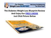 The Diabetes Weight Loss Blueprint Review