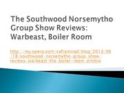 The Southwood Norsemytho Group Show Reviews
