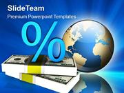 Financial Stability Global Business PowerPoint Templates PPT Themes An