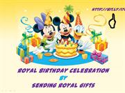 Send Birthday Gifts Delivery USA