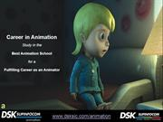 Career in Animation - Study in the Best Animation School in India