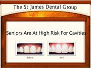 Seniors Are At High Risk For Dental Caries