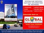 Type of outdoor advertising for Devotional Events - Global Advertisers