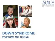 About Down Syndrome - Symptoms and Testing