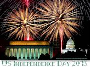 US Independence Day 2013