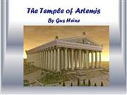 The Temple of Artemis