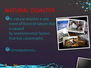 Natural Disasters (3)