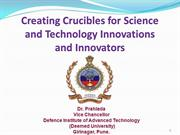 Innovation cluster_15 march