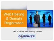 Fast and secure Web Hosting Servicing Firm