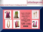 Buy Instantly Online Indian Sarees and Wedding Dresses
