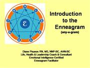Introduction Enneagram-slide show-revise