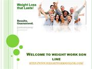 weight work sonline-Doctors Weight Loss