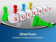 Achieve Success By Teamwork PowerPoint Templates PPT Themes And Graphi
