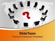 Team Meeting For Analysis Market PowerPoint Templates PPT Themes And G