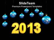 Happy New Year Theme Celebration PowerPoint Templates PPT Themes And G