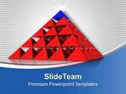 Pyramid For Sales Growth PowerPoint Templates PPT Themes And Graphics