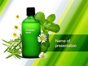 Essential Oil PowerPoint Template