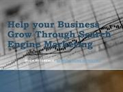 Help your Business Grow Through Search Engine Marketing