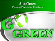 Be Eco Friendly Save Environment PowerPoint Templates PPT Themes And G
