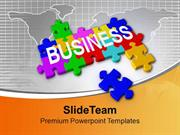 Business Is Combination Of Many Things PowerPoint Templates PPT Themes