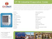 VT-1B- Air cooler-Evaporative air cooler-industrial air cooler-port a