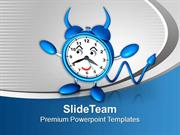 Time Is Running PowerPoint Templates PPT Themes And Graphics 0413