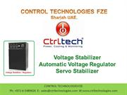 Voltage stabilizer-AVR-voltage regulator-servo stabilizer- stabilizer