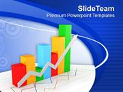 Business Chart And Bar Graph PowerPoint Templates PPT Themes And Graph