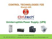Uninterruptible Power Supply-UPS- siel ups-ge ups-liebert ups -