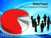 Business Pie Chart Strategy PowerPoint Templates PPT Themes And Graphi