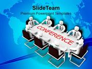 Do Conference To Solve Issues PowerPoint Templates PPT Themes And Grap