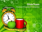 Healthy Breakfast Is Very Important PowerPoint Templates PPT Themes An