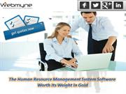 The Human Resource Management System Software Worth Its Weight In Gold