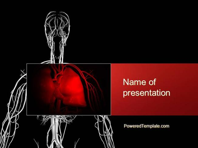 Lung disease powerpoint template authorstream toneelgroepblik Choice Image