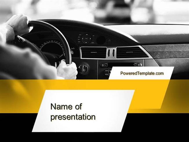 Driving a car powerpoint template authorstream toneelgroepblik Gallery