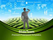 Man With Innovative Ideas Business PowerPoint Templates PPT Themes And