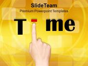 Time Business Concept PowerPoint Templates PPT Themes And Graphics 031