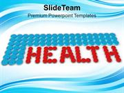 Good Nutrition Makes Health Is Wealth PowerPoint Templates PPT Themes