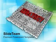 Strategy For Business Growth Factors PowerPoint Templates PPT Themes A