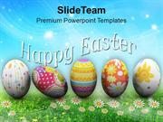 Easter Festival PowerPoint Templates PPT Themes And Graphics 0313