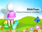 Surprises Are Waiting For Easter PowerPoint Templates PPT Themes And G