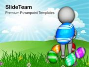 Wait For Your Surprises This Easter PowerPoint Templates PPT Themes An