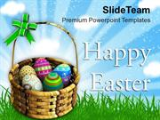 Warm Wishes Of Happy Easter PowerPoint Templates PPT Themes And Graphi